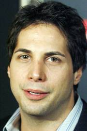 "Joe Francis, producer of the ""Girls Gone Wild"" franchise"