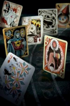 Designed by local tattoo artists, the Stack the Deck cards showcase Vegas talent while benefiting a local charity.