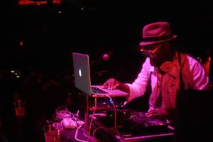 Will.i.am of the Black Eyed Peas performed a guest set at Rain on Aug. 21.