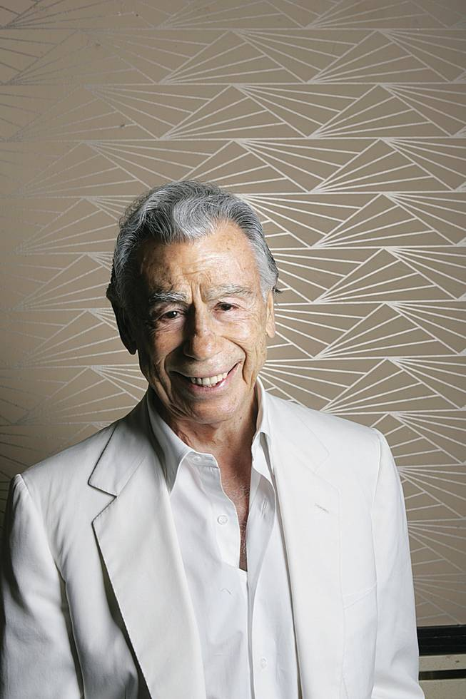 The foundation of Kirk Kerkorian, the billionaire businessman and philanthropist who is the largest shareholder of MGM Mirage, made the $14 million gift to UNLV in honor of Senate Majority Leader Harry Reid, his friend of 40 years.