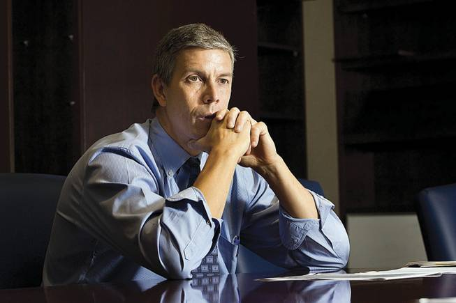 """We're trying to fundamentally change the business we're in, from a large institution that worries about audits and reports ... to one that's really the engine of innovation and best practices,"" said Arne Duncan, U.S. secretary of education, on the kind of dramatic change he envisions for public education during an interview in the offices of the Las Vegas Sun."