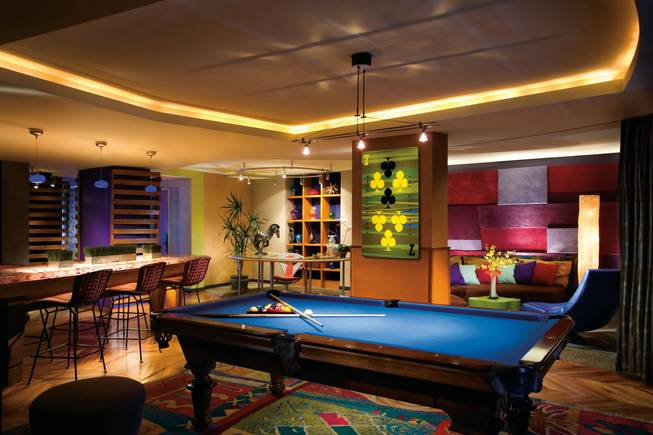 "The ""Real World"" suite at the Palms"