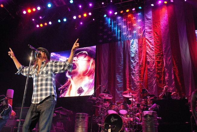 Kid Rock at the Pearl