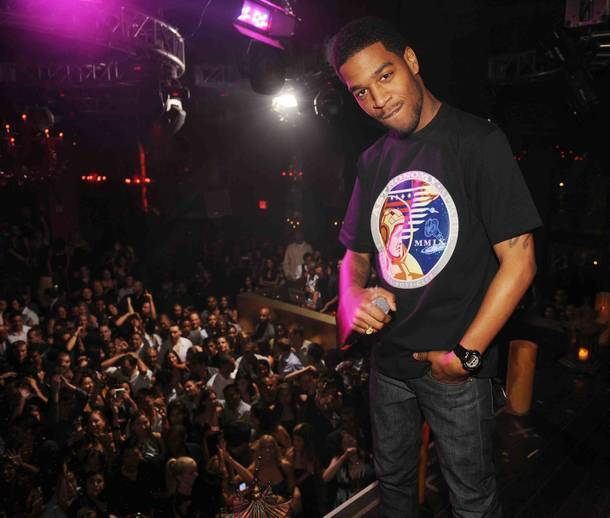 Kid Cudi at Tao in The Venetian.