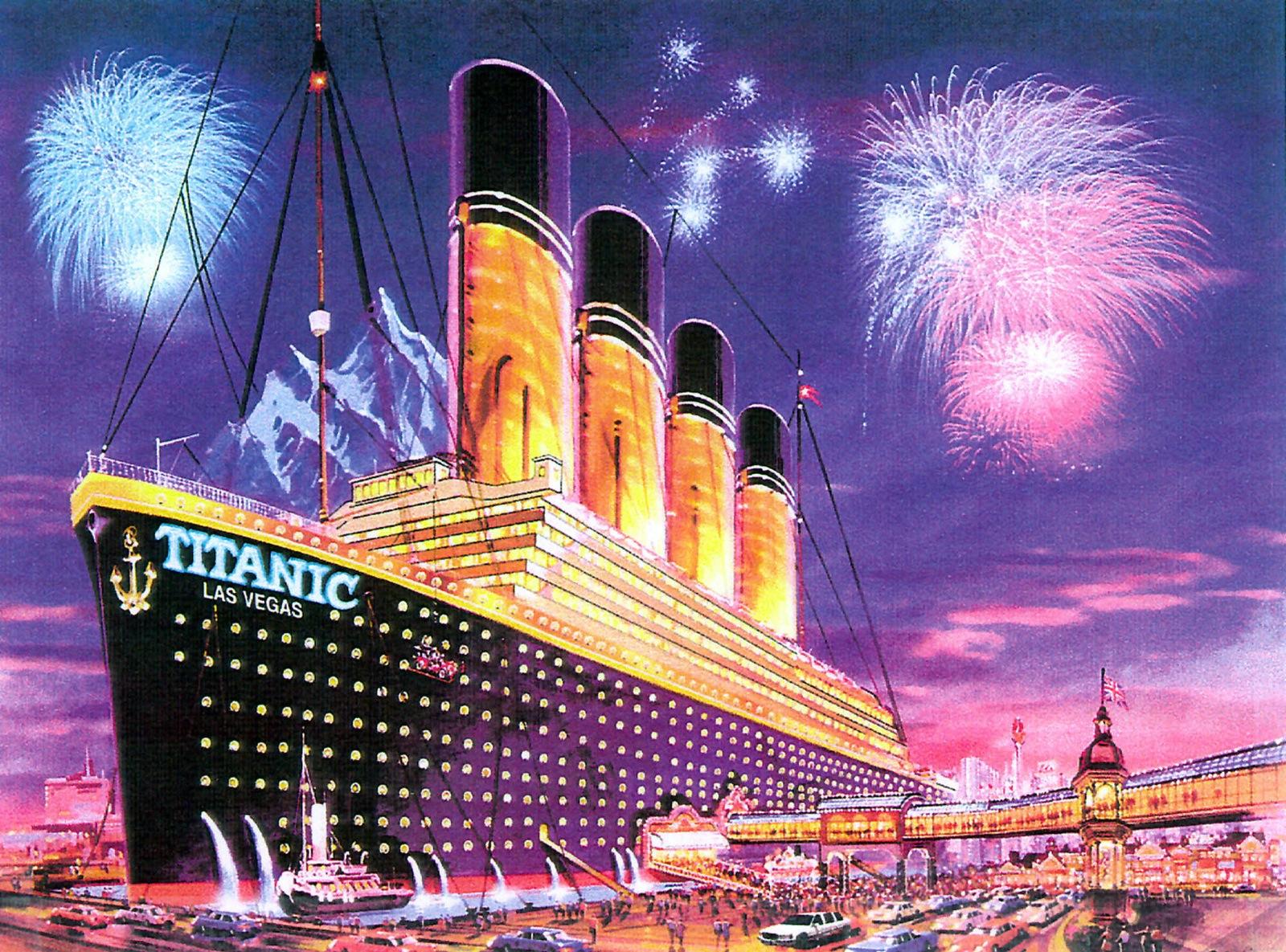 Titanic casino las casino palm beach cannes poker