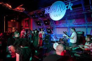 Moksha @Hard Rock Cafe