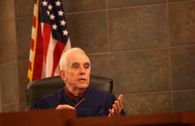 Judge William Jansen