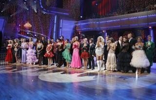 Week 2 of ABC's top-rated Dancing With the Stars.