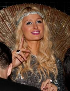 Paris Hilton @Body English