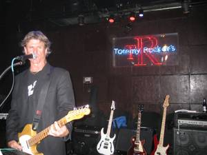 Tommy Rocker at Tommy Rocker's.