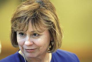 Sharron Angle, a former four-term assemblywoman from Reno, remains popular with northern and rural conservatives.