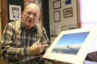Photographer Darrell McGarvey shares his experiences while working at the Boulder City Art Guild Gallery in the Boulder Dam Hotel.