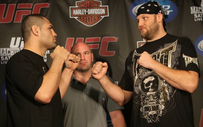 UFC 104 Pre-Fight Press Conference