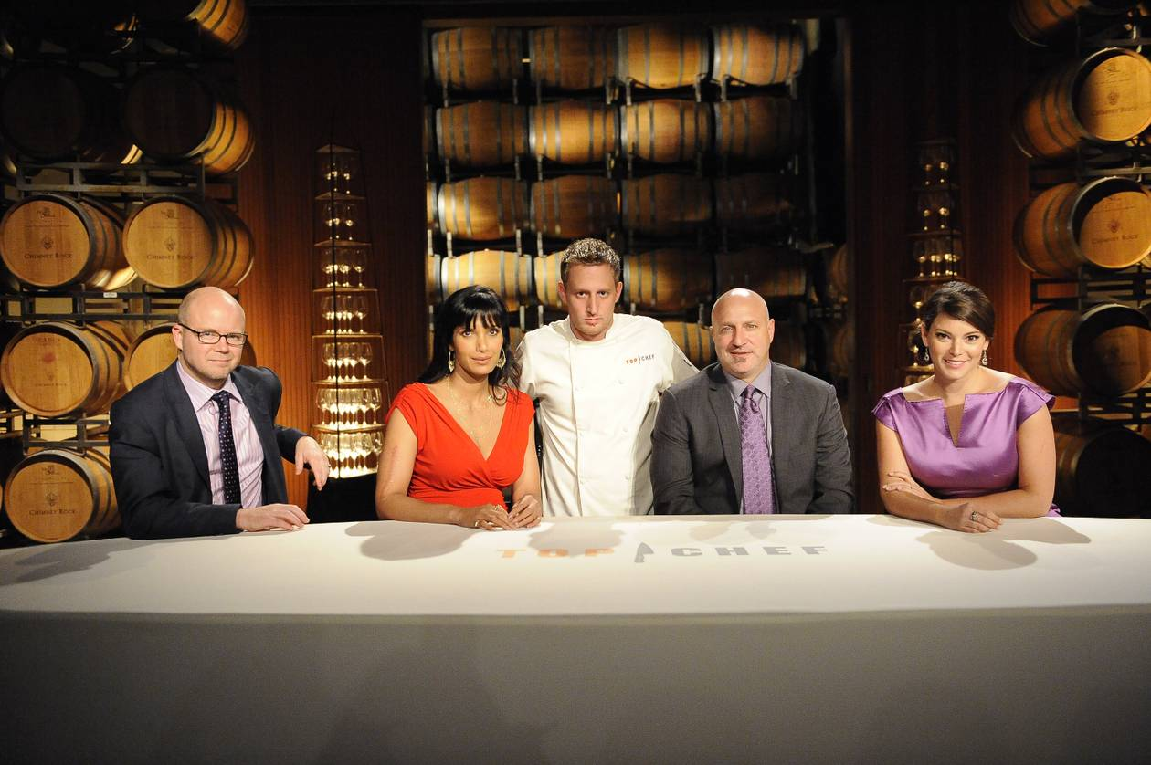 It may have just ended, but we miss Top Chef already. Here are some of our favorite moments.