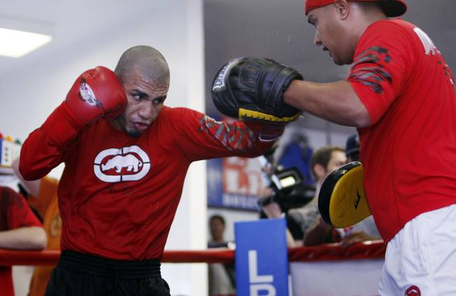 Cotto workout