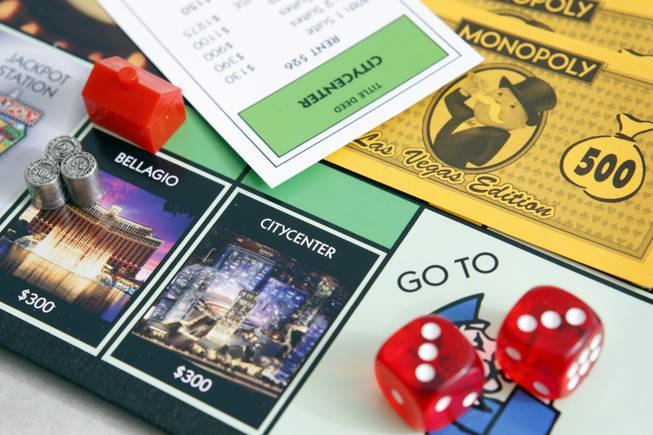 Monopoly's Las Vegas edition has been revised to include CityCenter. The cheapest properties are Circus Circus and Imperial Palace.