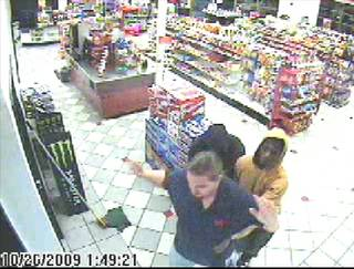 North Las Vegas robbery suspects.