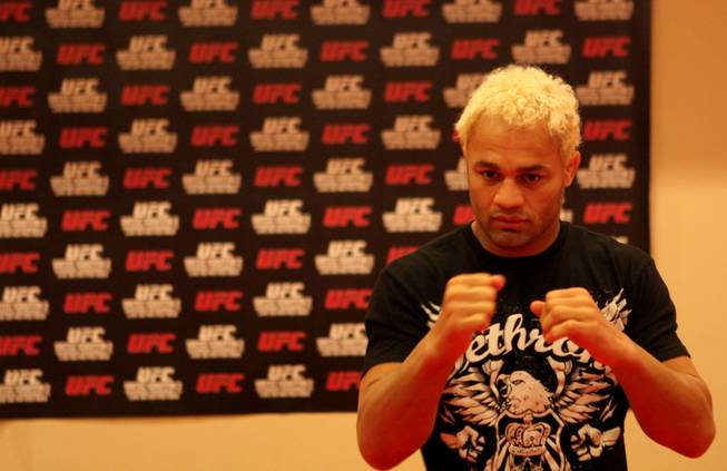 UFC-106 Open Workouts