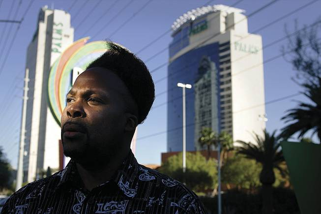 "When Tony McDew was gambling, his favorite casino was the Palms. Tired of living on the edge, McDew had an epiphany in July: ""I'm just never gonna get ahead. I'm never gonna get the money back I lost, so I might as well quit."" He's gambled only one time since."
