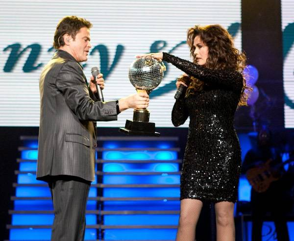 <em>DWTS</em> Champion Donny Osmond