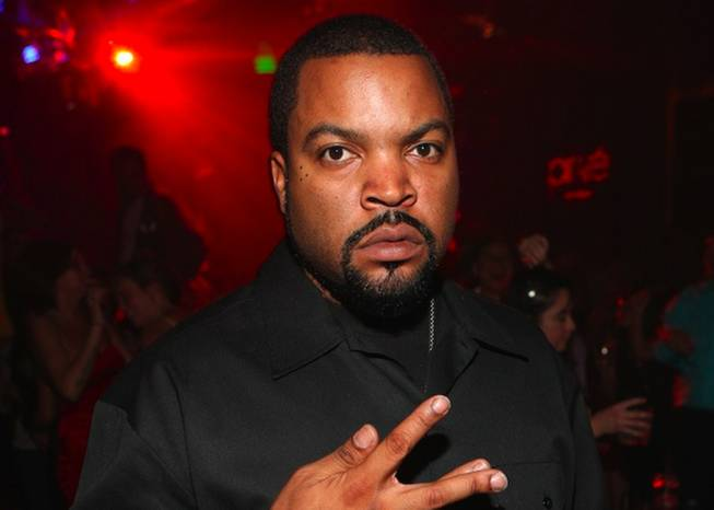 Ice Cube is one of the non-country acts performing during the National Finals Rodeo in Las Vegas. The West Coast rapper performs Dec. 12 at the House of Blues.