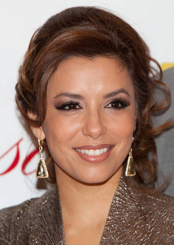 Eva Longoria Parker hosts the grand opening of her Beso restaurant and Eve Nightclub at CityCenter on Dec. 3, 2009.