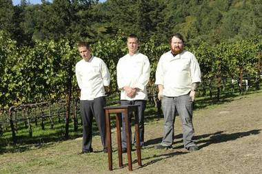 It's all come down to a battle between three chefs: frontrunner Kevin Gillespie and two brothers, Michael and Bryan Voltaggio, on tonight's final episode of ...