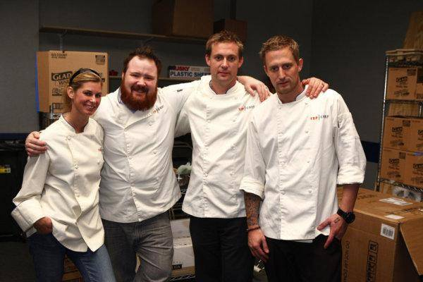 Now that Jennifer Carroll is gone, who will win Top Chef: Las Vegas tonight? Kevin Gillespie or Bryan or Michael Voltaggio?