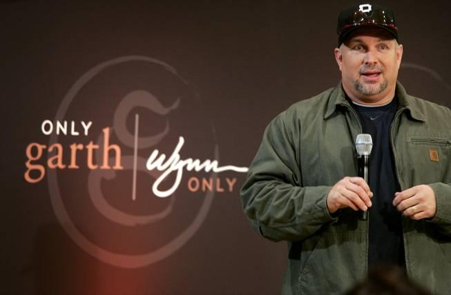 Garth brooks wynn casino best casino free bonus