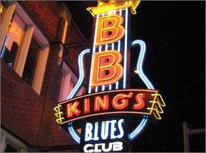 B.B. King's Blues Club at The Mirage.