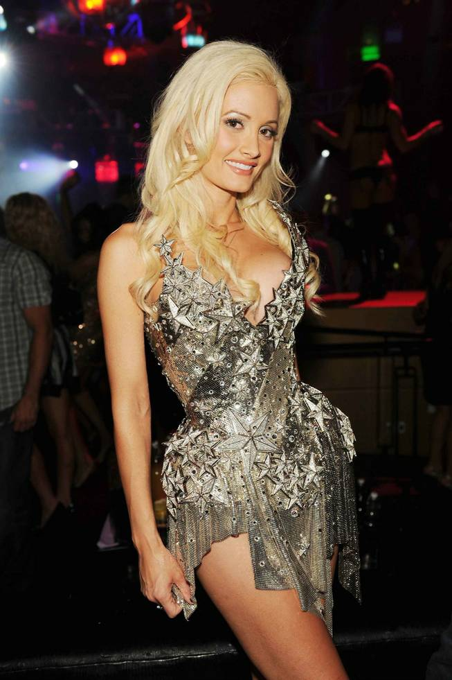 Holly Madison.