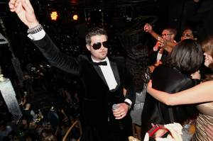NYE 2009: Robin Thicke @The Bank