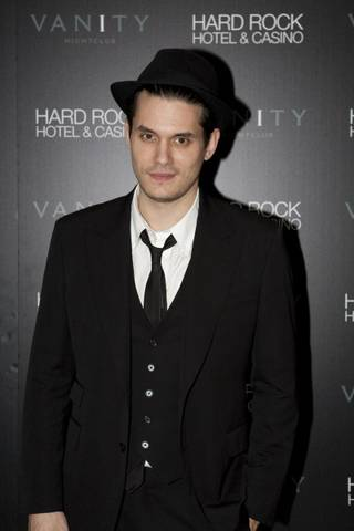The Hard Rock Hotel's New Year's Eve 2009 included John Mayer, pictured here, and his John Mayer Trio at The Joint, the opening of Vanity and the closing of Body English.