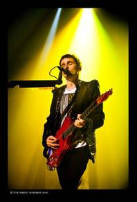 Matthew Bellamy of Muse.