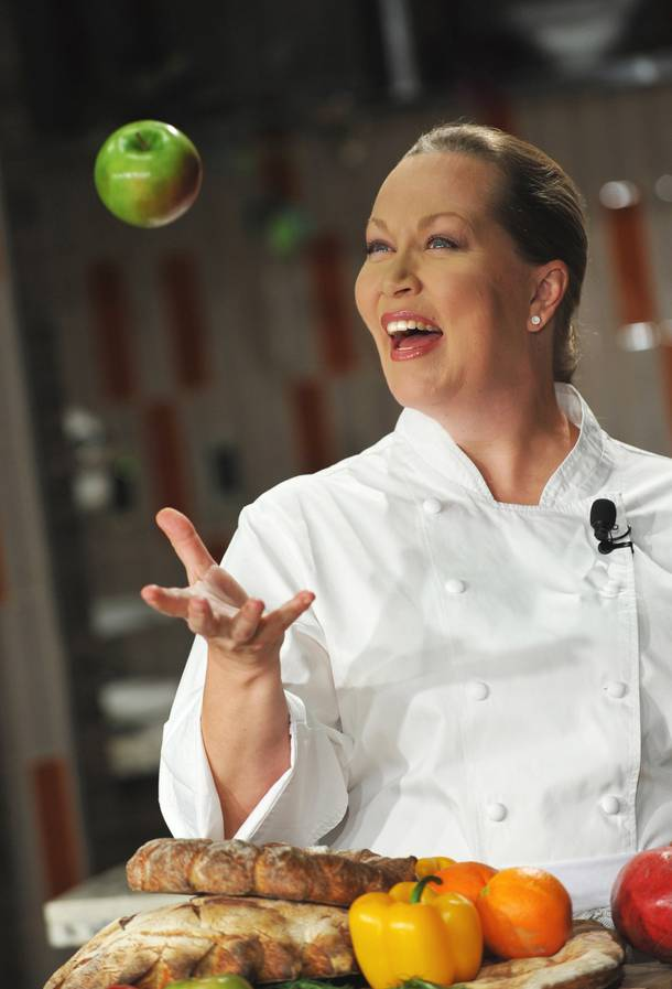 Chef Tina Martini.