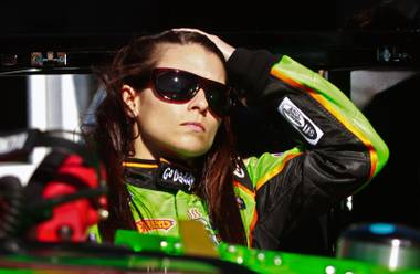 Danica Patrick has no plans to race in a Sprint Cup race this year, but she's still a force in NASCAR based on her enormous popularity on the IndyCar circuit