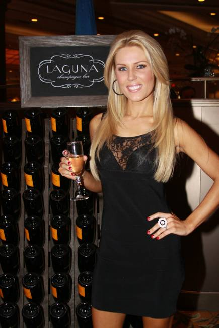 <em>The Real Housewives of Orange County</em> stars at Laguna Champagne ...