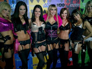 The Las Vegas Pussycat Dolls.