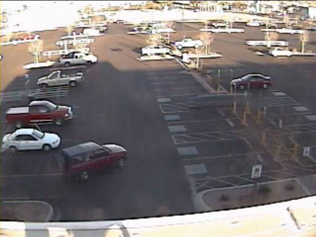 Police want to speak with the occupants of a red Isuzu Amigo, model years 1995 to 2000, seen in the parking lot of the Walmart at Lake Mead Drive and Boulder Highway in Henderson between 7:20 a.m. and 7:40 a.m. on Jan. 14. Police said Gregory Hover and Richard Freeman were in the area shortly after leaving Prisma Contreras' body in Boulder City. Anyone with information is asked to call 828-3521.