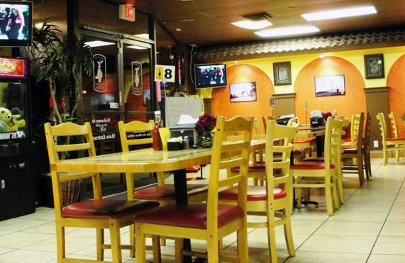 Antojos DF is a full service Mexican restaurant that serves a variety of Mexican fare.