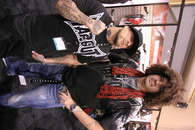 Punkass and Skyscrape from TapouT.