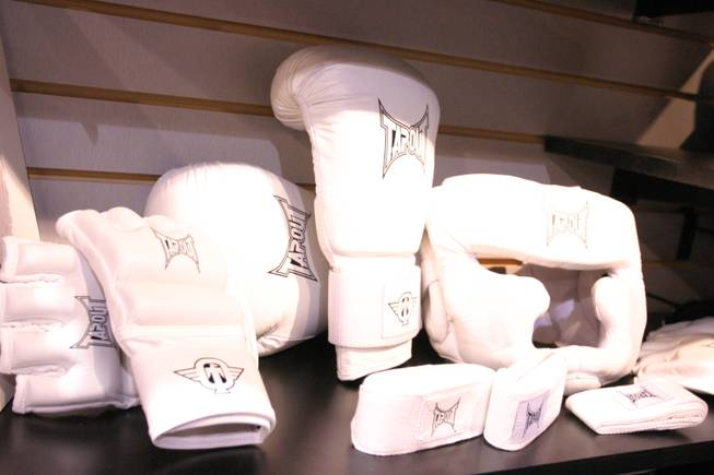 "The line of TapouT gear dedicated to Charles ""Mask"" Lewis."