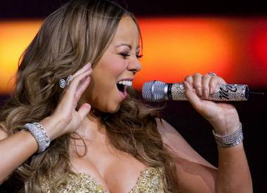 Is Mariah on top, or did Elvis or Celine churn out more No. 1 hits?