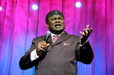 "Hello, Las Vegas! Greetings from ""The New Mr. Vegas"" George Wallace. Why do we love our city so much?  If you can't laugh in this city, you're ..."