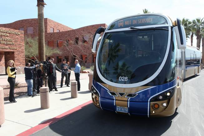 New ACE Buses and Lines
