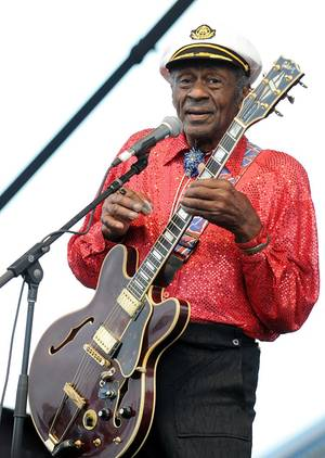 Rockabilly Weekend: Chuck Berry