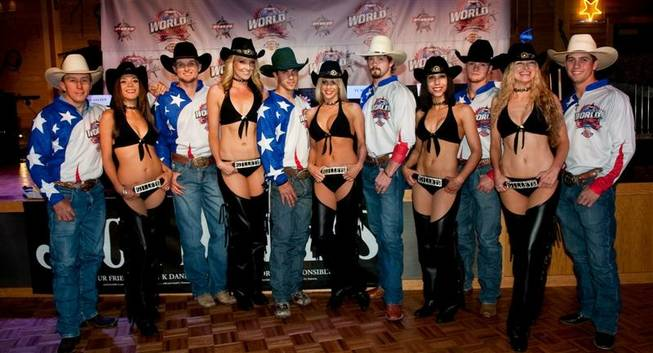 The grand opening of Gilley's Saloon at Treasure Island on ...