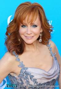 Reba McEntire at the 45th Academy of Country Music Awards at MGM Grand Garden Arena on April 18, 2010.