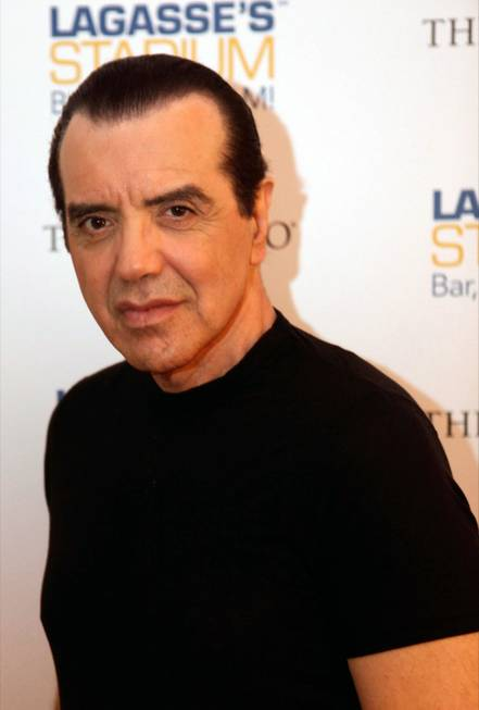 Chazz Palminteri hosts a Kentucky Derby viewing party at Lagasse's ...