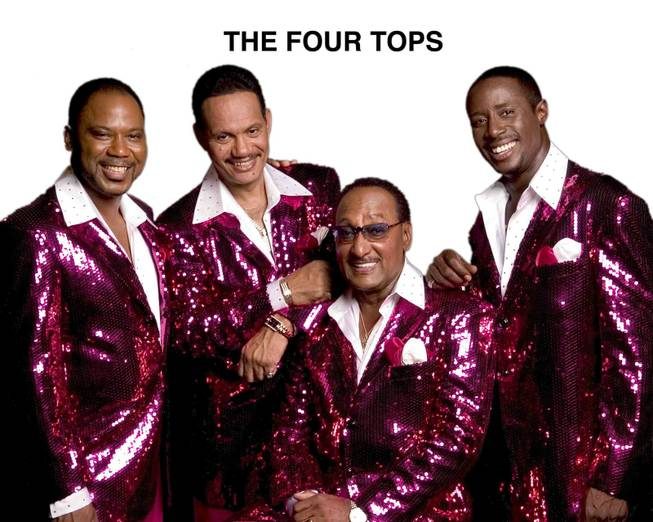 The Four Tops.